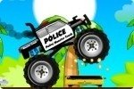 Politie Monstertruck