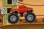Woestijn Monstertruck